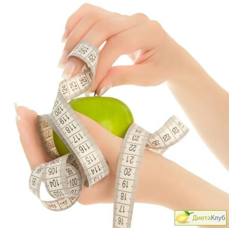 как похудеть за три недели